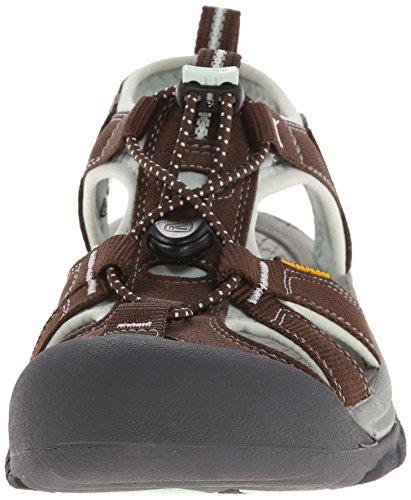 Keen Venice H2, Chaussures de Trekking et Randonn&EacuteE Femme Cascade Misty Jade