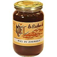 Le Rucher de l'Ours - Miel de Sarrasin - Pot de 500g, Crémeux