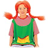 PARRUCCA PIPPI CALZELUNGHE