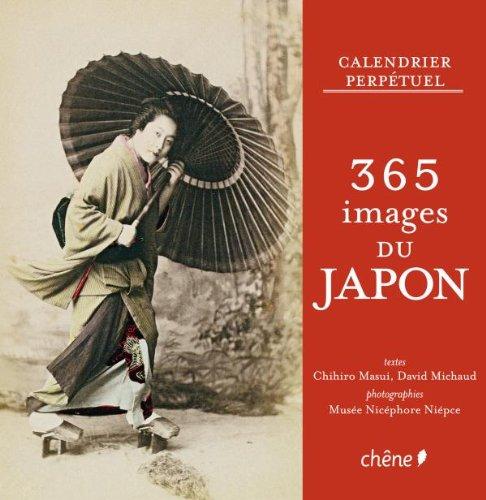 Calendrier le Japon en 365 Jours