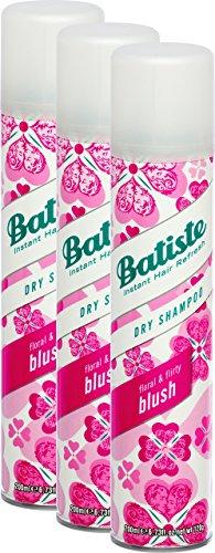 Batist-Shampoo Trocken Blush-200ml-3Stück