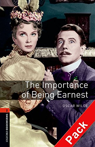 Oxford Bookworms Library: Oxford Bookworms 2. The Importance of Being Earnest CD Pack: 700 Headwords por Oscar Wilde