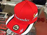 Ferrari Puma F1 Cap Sebastian Vettel 2015 Flat Brim