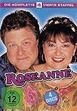 Roseanne - Die komplette 4. Staffel [4 DVDs]
