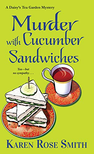 Murder with Cucumber Sandwiches (A Daisy's Tea Garden Mystery) (English Edition) Sandwich-daisy