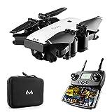 FOUR Drone con Telecamera 1080p HD Live Video e GPS Torna a casa, RC Quadcopter...