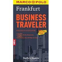 MARCO POLO Reiseführer Business Traveler Frankfurt