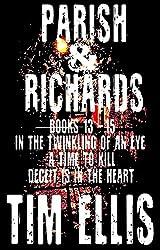 Parish & Richards (Books 13 - 15): (Parish & Richards Boxset Book 5) (English Edition)