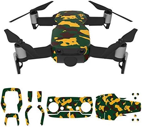 Hzjundasi Autocollant Peau pour DJI DJI DJI Mavic Air, DroneTélécomFemmede Autocollant Decal Peau Enrouler Plein Set | Outlet Online  a37d05