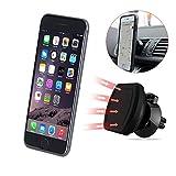 Support magnétique pour téléphone portable de voiture CUXUS, pour iPhone/Samsung Galaxy/Nexus/Sony/Nokia, GPS