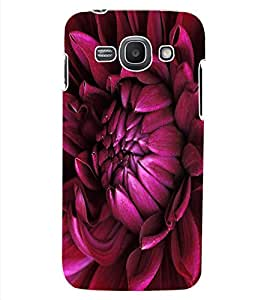 ColourCraft Lovely Flower Design Back Case Cover for SAMSUNG GALAXY ACE 3 LTE S727