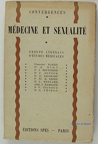 Médecine et sexualité
