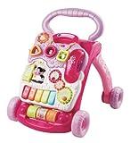 VTech Baby 80-077054 - Spiel und Laufwagen, rosa (Bild: Amazon.de)