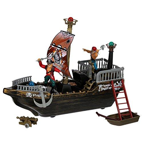 Betoys–124437–Barca di Pirati e Equipage