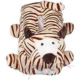 Y-BOA - Boîte à Mouchoirs - Tigre Mignon – Animal Peluche - Housse Rangement -30*10*10cm- Décoration Maison