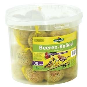 Dehner Meisenknödel mit Beeren, 30 Stück (3 kg)