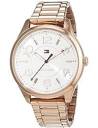 Tommy Hilfiger Damen-Armbanduhr Sophisticated Sport Analog Quarz Edelstahl beschichtet 1781671