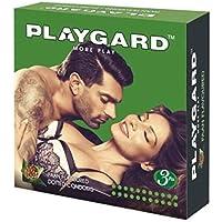 PLAYGARD MEHR DOTTED PAN/PAAN Condom 3'S (Packung mit 10) Spielen preisvergleich bei billige-tabletten.eu
