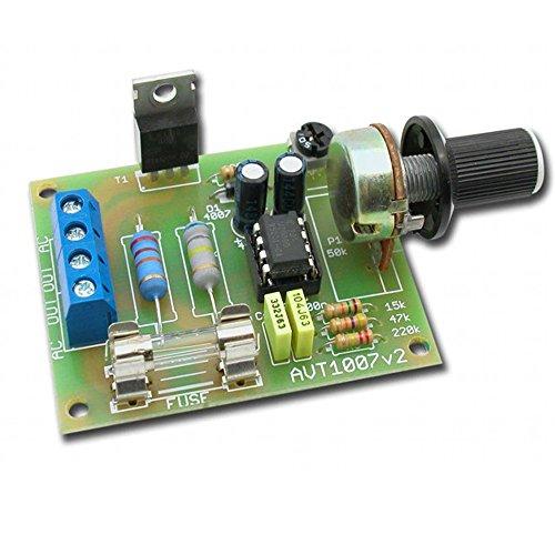 Interruttore del Regolatore di Velocita del Motore Elettrico AVT-1007B