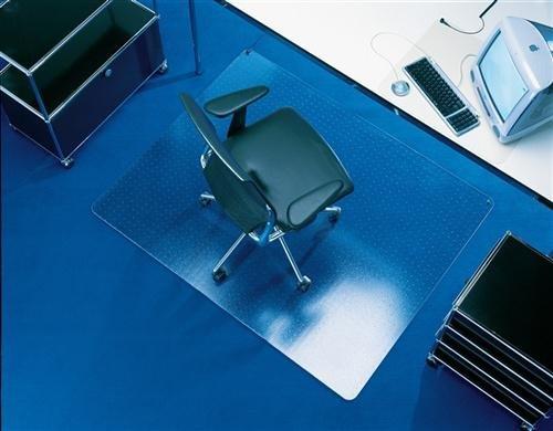 Preisvergleich Produktbild Bodenschutzmatte Transstat®, 90x120cm, für Teppichböden, Form O