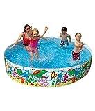 #9: Maruti Enterprise Multicolour Plastic Swimming Pool 8 ft