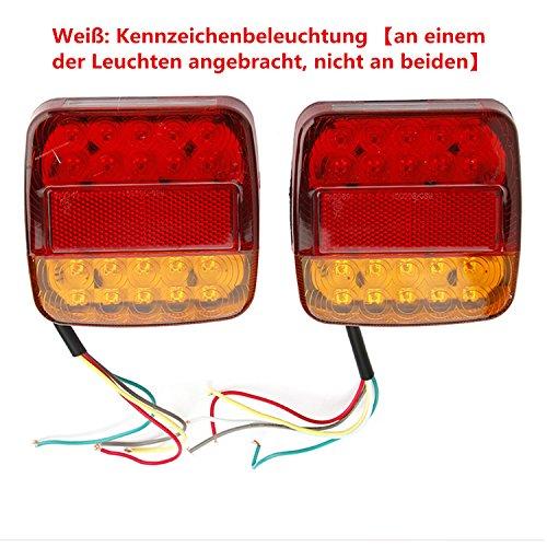 LED-Rückleuchten: Mehr als 100 Angebote, Fotos, Preise ✓