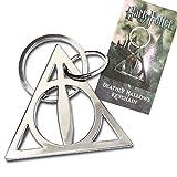 Harry Potter - Metall Schlüsselanhänger - Die Heiligtümer Des Todes - Logo