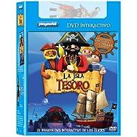 Playmobil: La Isla Del Tesoro + Click De Regalo