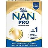 NAN PRO Nestle 1 Infant Formula, Upto 6 months, 400g