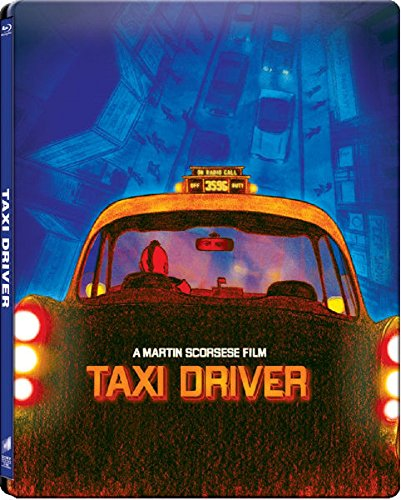 Bild von Taxi Driver - Gallery 1988 Range - Limited Edition Steelbook (1000 Only) Blu-ray!