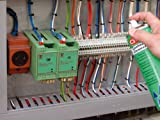 CRC - Spray Disolvente Limpiador De Precisión De Alta Pureza Ideal Para La Limpieza De Equipos Eléctricos/Electrónicos. No Contiene Cloro Contact Cleaner Fps 300 Ml