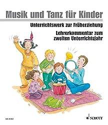 Musik und Tanz für Kinder 2 - Lehrerordner: Lehrerband. (Musik und Tanz für Kinder - Neuausgabe)