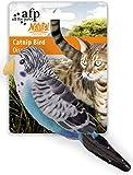 Katzenspielzeug Vogel mit Katzenminze Natural Instincts - Catnip Bird blau