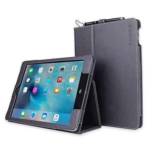 Snugg iPad Air Caso (Riverside Blue), Copertina in Ecopelle Intelligenti, Rivestimento Interno di Qualità in Nabuk, Supporto Flip-stand con una Garanzia a Vita per Apple iPad Air