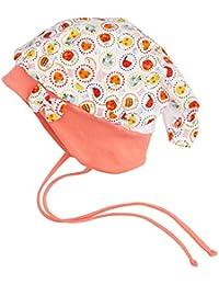 maximo Baby-Mädchen Mütze Kopftuchmütze