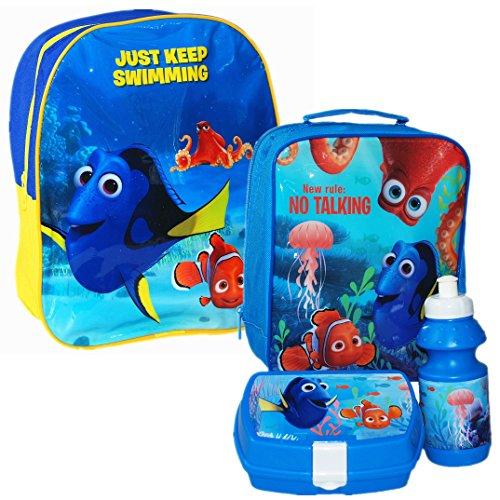 Disney® PIXAR trovare Dory Nemo ufficiale bambini scuola viaggio borsa zaino e borsa Set