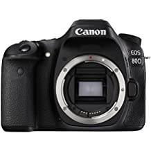 Canon Digital Single-Lens Reflex Camera Eos 80D Body Eos80D Jp F/S