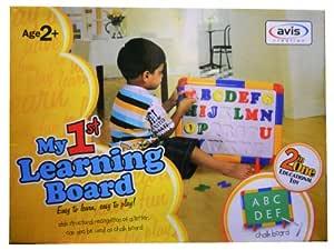 Avis My 1st Learning Board Age 2+