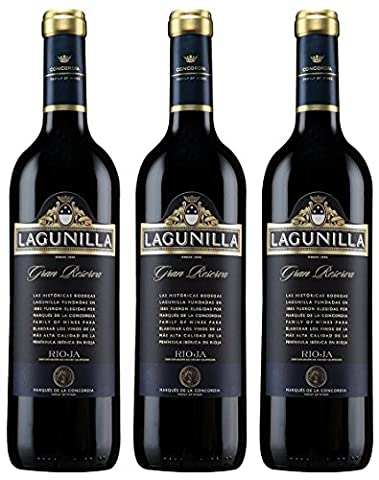 Lagunilla Gran Reserva 2008 Rioja Wine 75 cl (Case of 3)