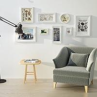 LI LU SHOP Rahmen Europäische Holz Bilderwand Bilderrahmen Galerie  Schlafzimmer Restaurant Wand Sammlung Haus Dekoration (