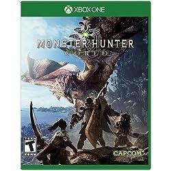 Monster Hunter World XBO