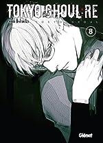 Tokyo Ghoul Re Vol.08 de Sui Ishida