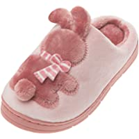 FRAUIT Ciabatte Bambino Invernali Chiuse Con Plantare Pantofole Peluche Bambina Animali Invernali Scarpe Animale…