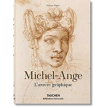 BU-Michel-Ange. Oeuvre graphique