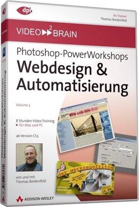 Photoshop-PowerWorkshop-Webdesign & Automatisierung
