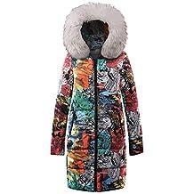 Zarupeng Abrigo de Invierno Mujer, Libre Abrigos Mujer Invierno Rebajas Abrigo de Talla Grande Mujeres