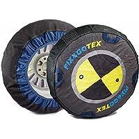 FIX&GOTEX - 8ZFF - Cadenas de nieve, cadena textil para coche TALLA F