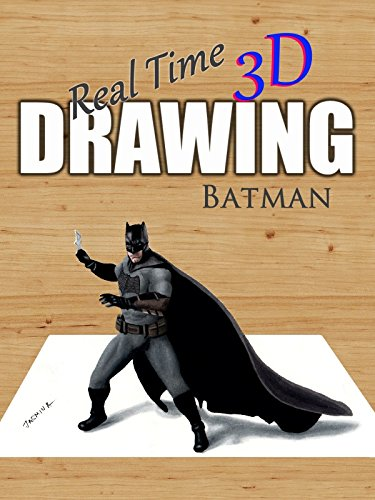 Real Time 3D Drawing Batman [OV]