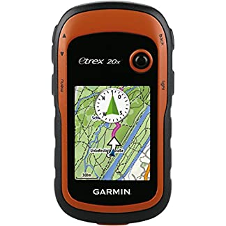 Garmin-eTrex-20x-Outdoor-Navigationsgert-TopoActive-Karte-bis-zu-25-STD-Akkulaufzeit-22-Zoll-56-cm-Farbdisplay