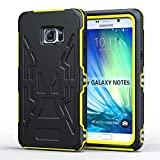 Best iThrough Iphone 6 Case Avec Protections d'écran - Etui Imperméable Galaxy Note 5, iThrough™ Galaxy Note Review
